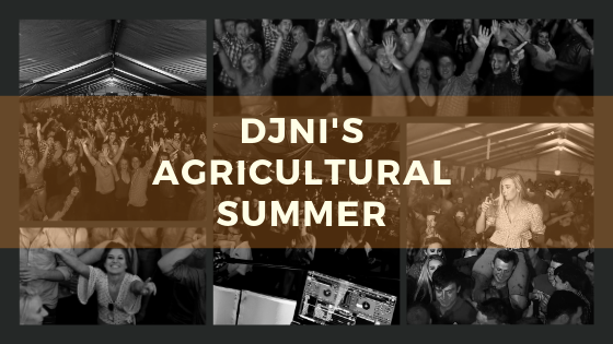 Copy of DJNI to provide music for fashion show